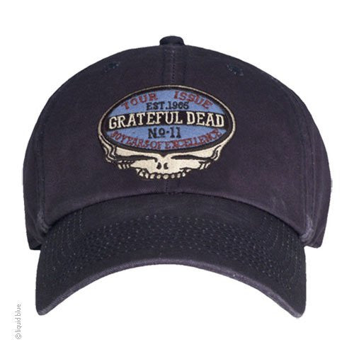 Grateful Dead 30 Years of Excellence Baseball Hat