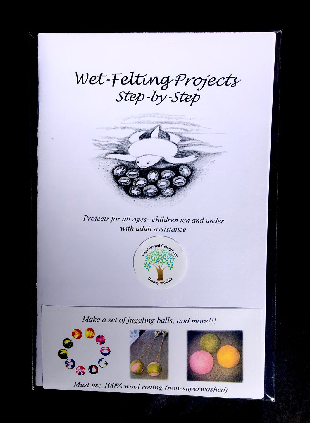 Wet Felting Booklet A la Carte