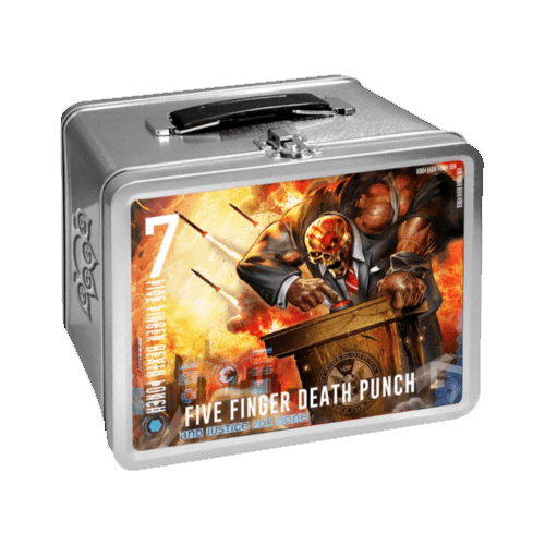 And Justice For None Lunchbox