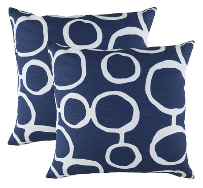 Ringo Accent Decorative Cushion Covers (Pack of 2) Seconds - TreeWool