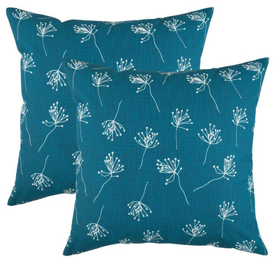 Dandelion Accent Decorative Cushion Covers (Pack of 2) Seconds - TreeWool