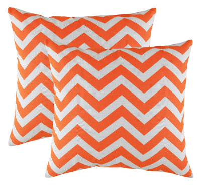 Chevron Accent Decorative Cushion Covers (Pack of 2) Seconds - TreeWool