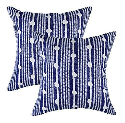 Spots Accent Decorative Cushion Covers (Pack of 2) - TreeWool