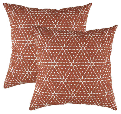 Honeycomb Accent Cushion Covers (Pack of 2) Seconds - TreeWool