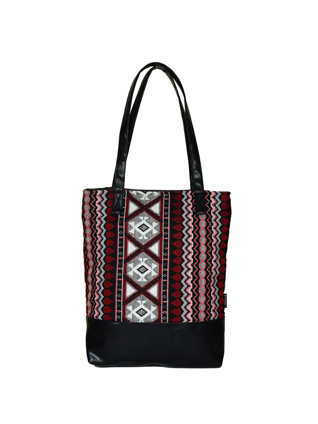 Berserk Cherry Tribal Handloom Long Tote