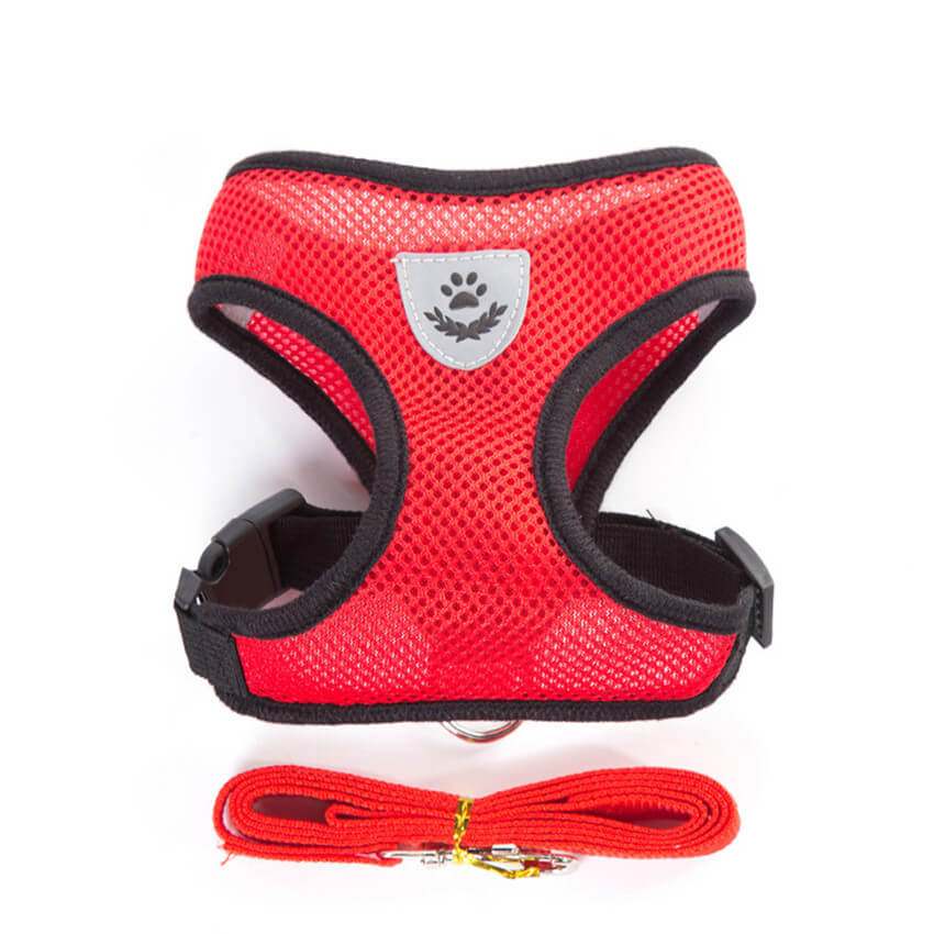 Adjustable Mesh Dog Harness