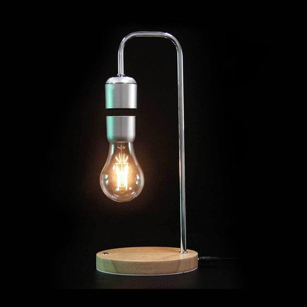 Magnetic Levitating Lamp