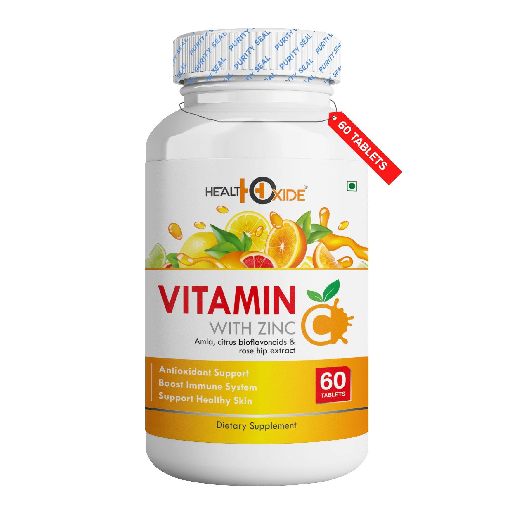 Vitamin C Regular - 60 Tab