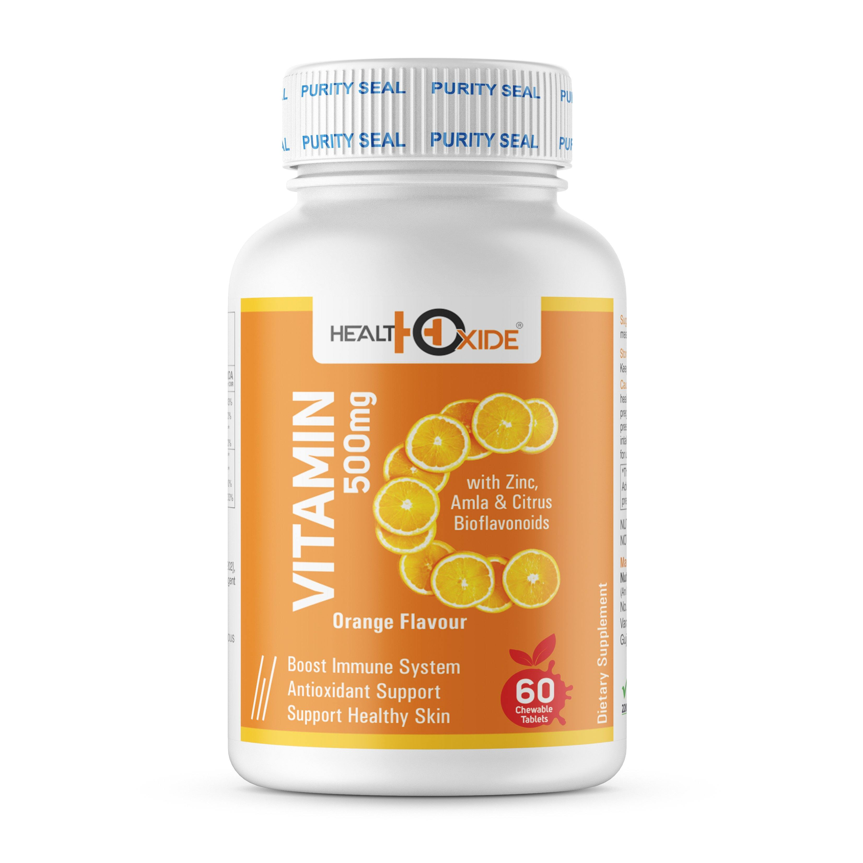 Vitamin C  Chewable Antioxidant