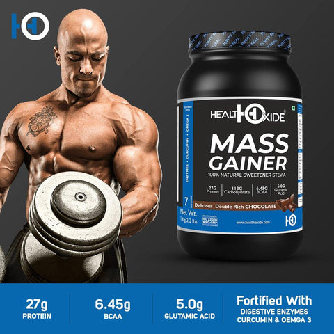 Mass Gainer Value Combo-Mass Gainer+ Multivitamin For Men + Pure Raw Creatine+ Shaker