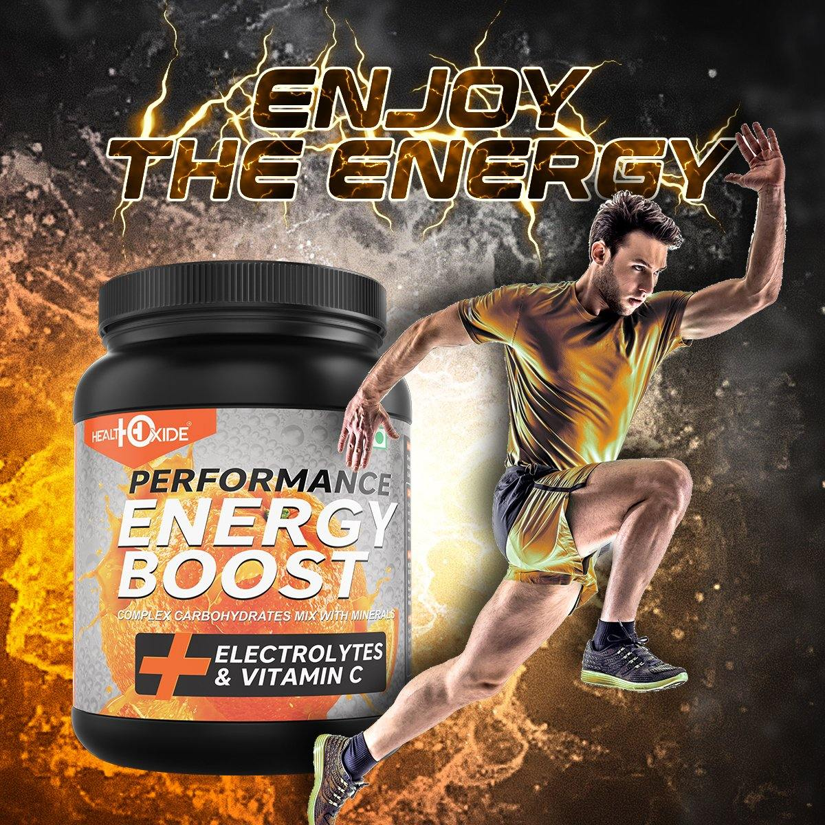 Boost Extra Power Energy Drink - HealthOxide