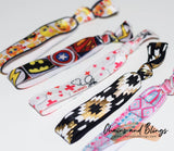 Medical Icon Hair Ties