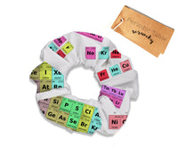 Periodic Table  Scrunchie