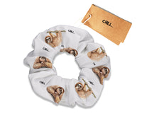 Lazy Sloth Scrunchie