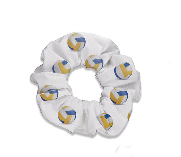 Volleyball Scrunchie