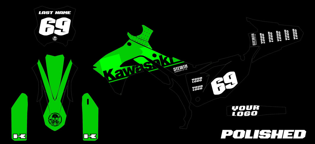 KAWASAKI - POLISHED