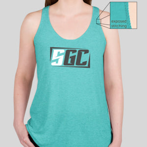 SGC Women's Racerback Tank Top
