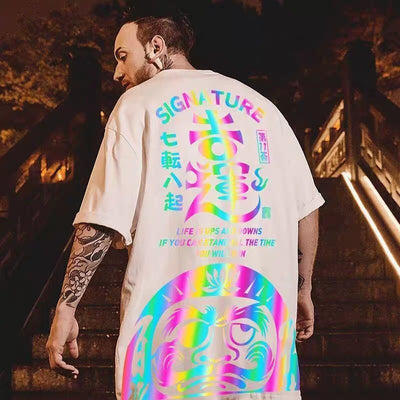 Signature Hiphop Reflective Tee
