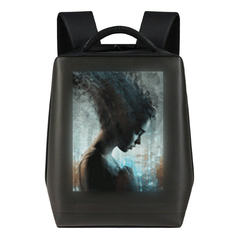 HD LED Display Backpack