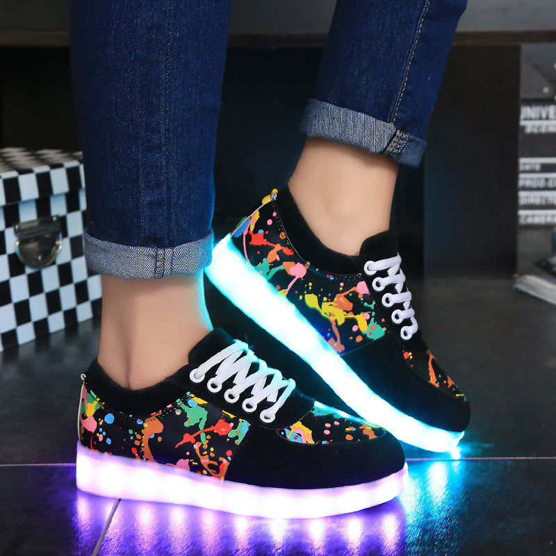 Night Elves LED Shoes