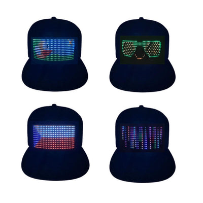 LED Display Cap