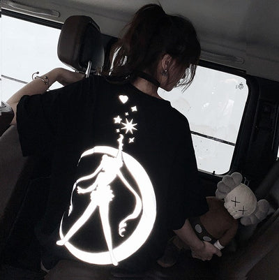 Sailor Moon Reflective Tee