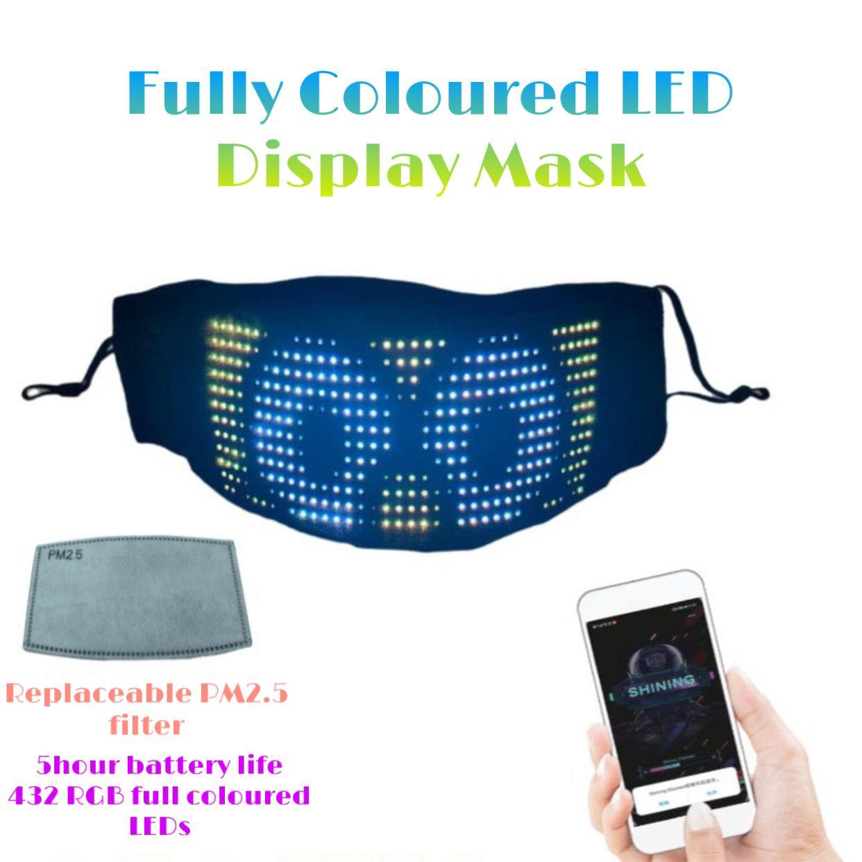 LED Display Mask