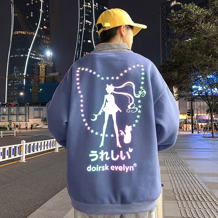 Doirsk Reflective Hoodie