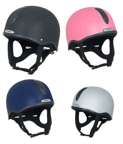 Champion Junior X-Air Plus Jockey Helmet