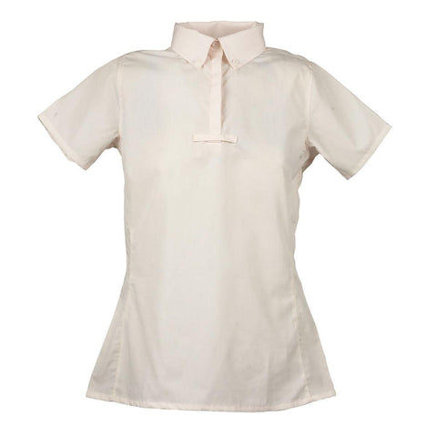Dublin Penwood Show Shirt Cream Kids