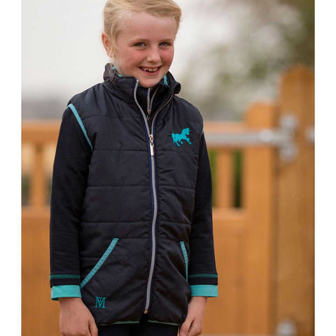Mark Todd Gilet Quilted Kids