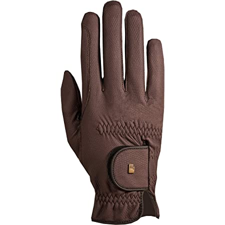 Roeckl Grip Gloves Brown