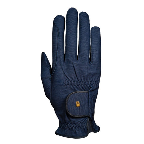 Roeckl Grip Gloves Navy