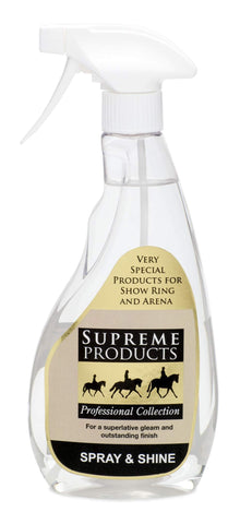 Supreme Products Spray & Shine