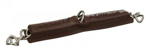 Acavallo Gel Curb Guard Brown