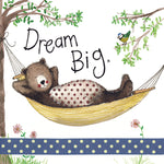 Alex Clark Dream Big Card