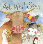 Alex Clark Get Well Soon Cards