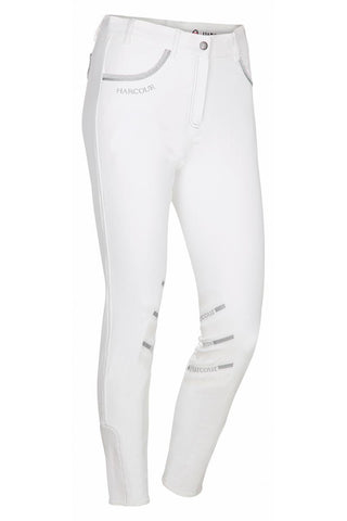 Harcour Jalisca Breeches White