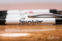 Load image into Gallery viewer, Survivor On Purpose Signature Pens