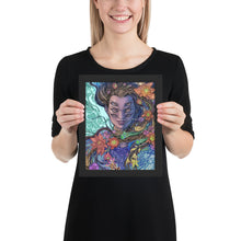 Load image into Gallery viewer, Carmen Underwater Framed Poster