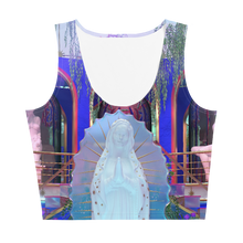 Load image into Gallery viewer, Our Lady Crop Top
