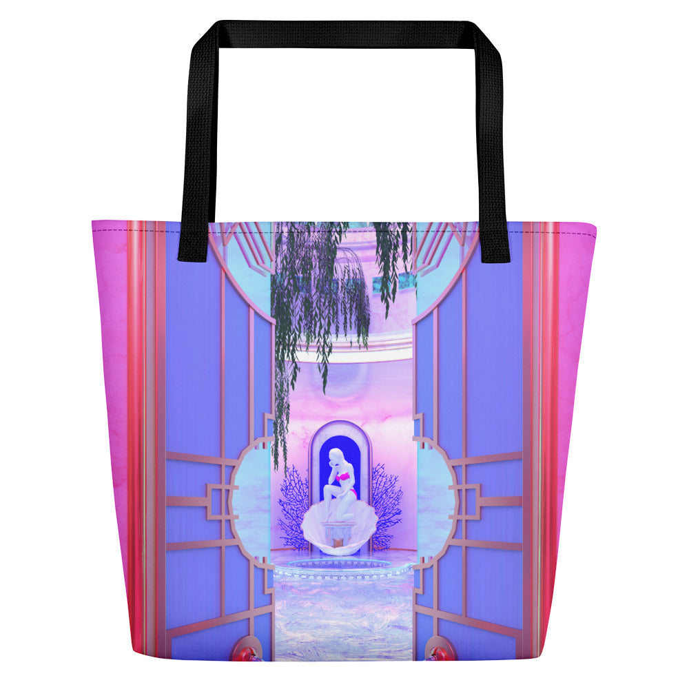 Enter HoloVista Tote Bag