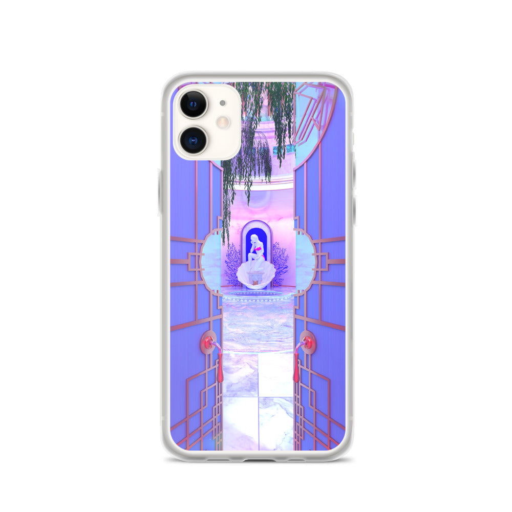 Enter HoloVista iPhone Case