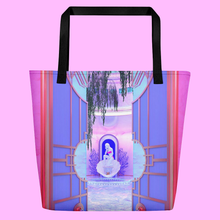 Load image into Gallery viewer, Enter HoloVista Tote Bag