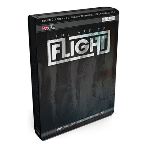 """The Art Of Flight"" DVD/Blu-ray"