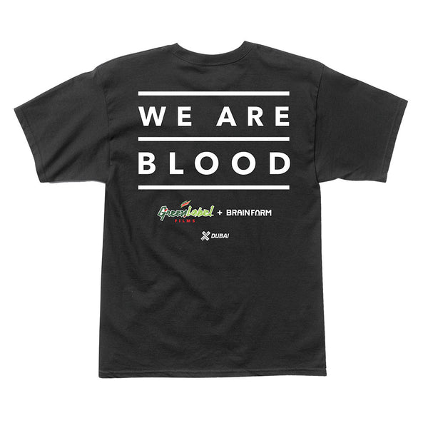 We Are Blood Black T-Shirt