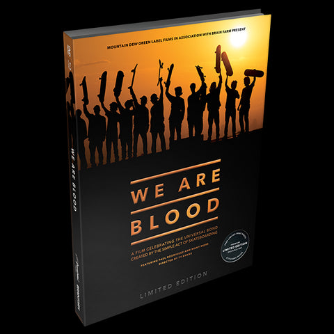 """We Are Blood"" DVD/Blu-Ray"