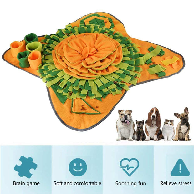 Sniff Puzzle Feeding Game - Dog Joy Deals