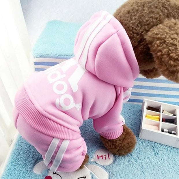 Stylish Puppy Dog Jumpsuit - Dog Joy Deals