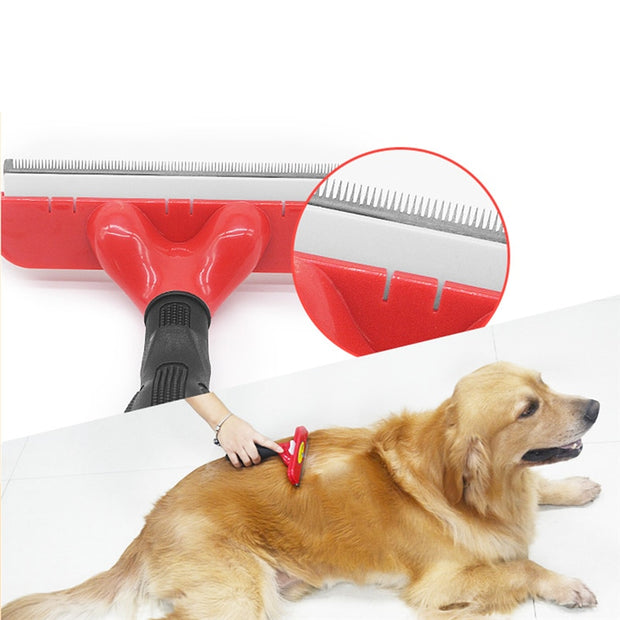 Dog Hair Removal Comb - Dog Joy Deals